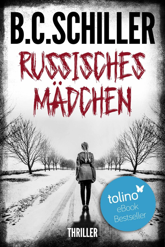 Russisches Mädchen - Thriller als eBook