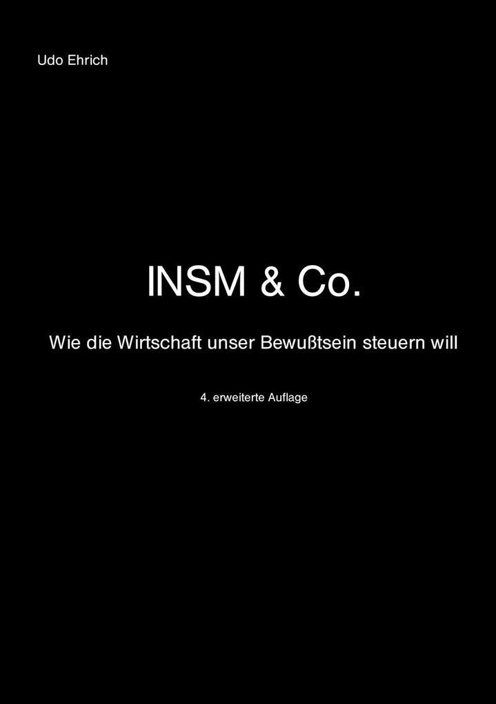 INSM & Co. als eBook epub