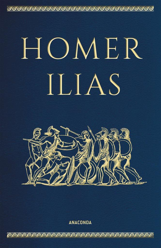 Ilias als Buch