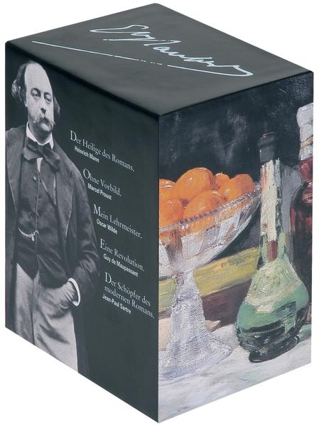 Flaubert, Werke in 8 Bänden als Taschenbuch