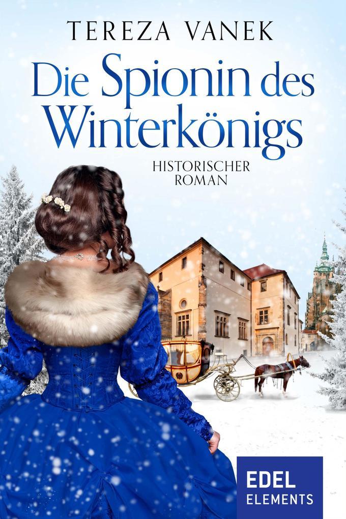 Die Spionin des Winterkönigs als eBook epub