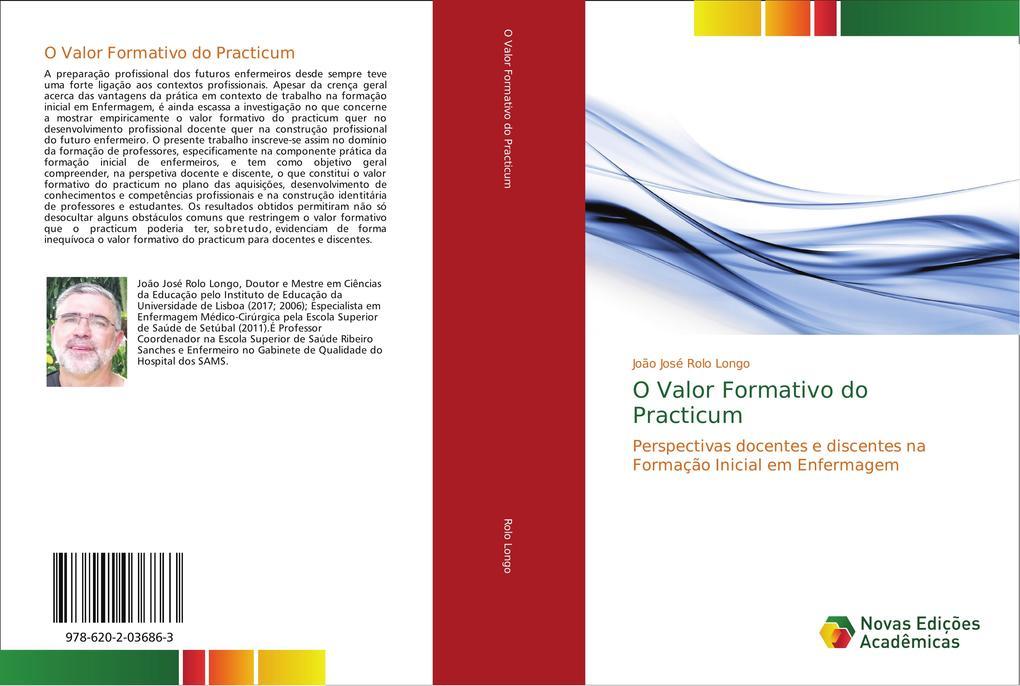O Valor Formativo do Practicum als Buch von João José Rolo Longo