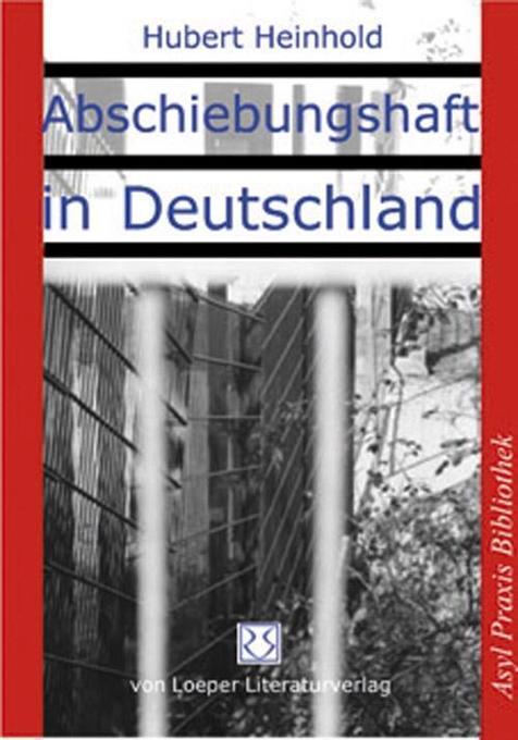 Abschiebungshaft in Deutschland als Buch