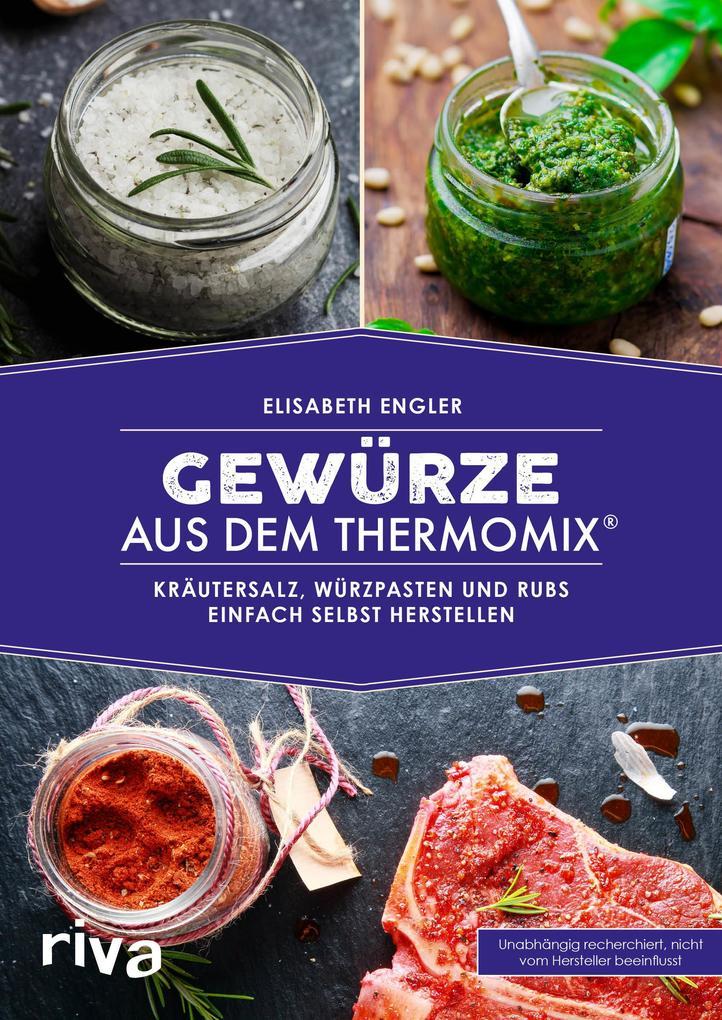 Gewürze aus dem Thermomix® als Buch