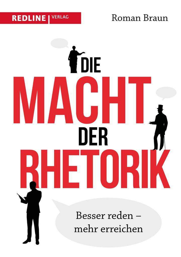Die Macht der Rhetorik als Buch