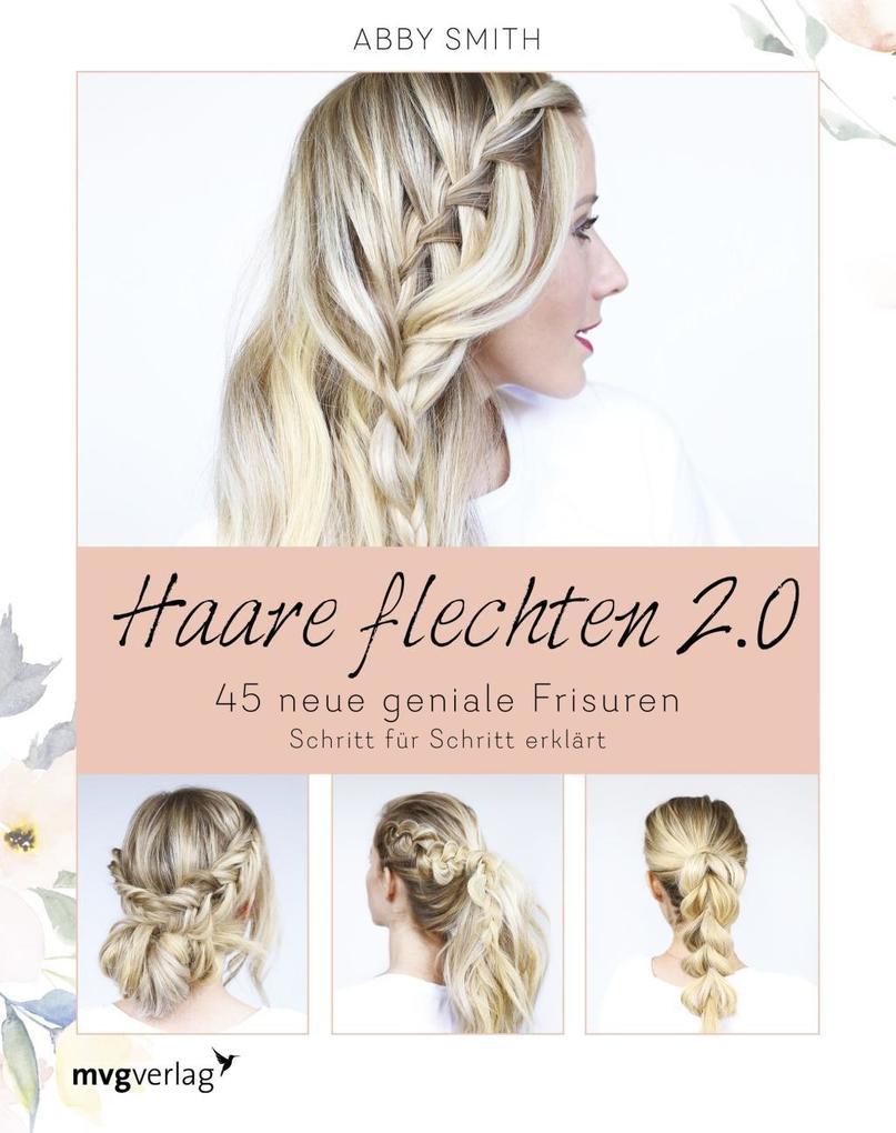 Haare flechten 2.0 als Buch