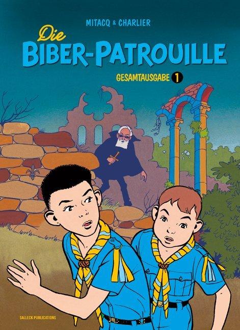 Die Biber-Patrouille als Buch von Jean-Michel C...