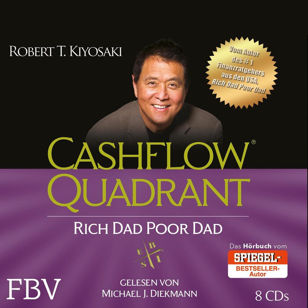 Cashflow Quadrant: Rich Dad Poor Dad als Hörbuch