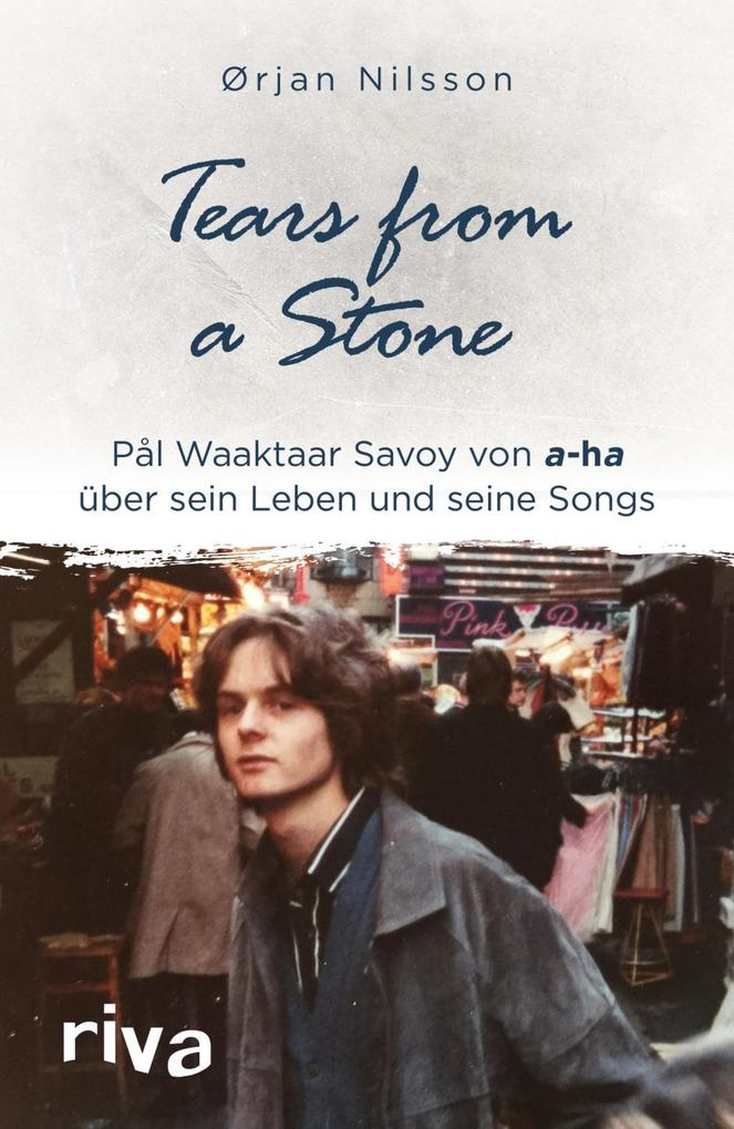 Tears from a Stone als Buch