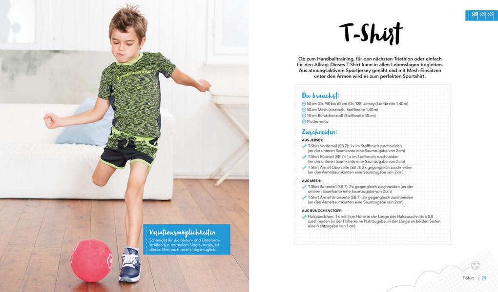 Alles Jersey - Boys only: Kinderkleidung für coole Jungs nähen (Buch ...