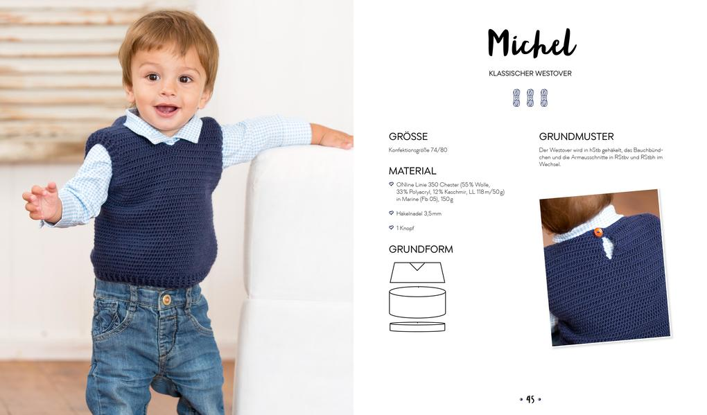 Hygge Babys Und Kids Wohlfühlkleidung Häkeln Buch Susan Gast