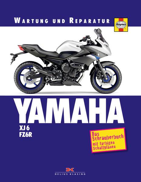 YAMAHA XJ6 & FZ6R als Buch