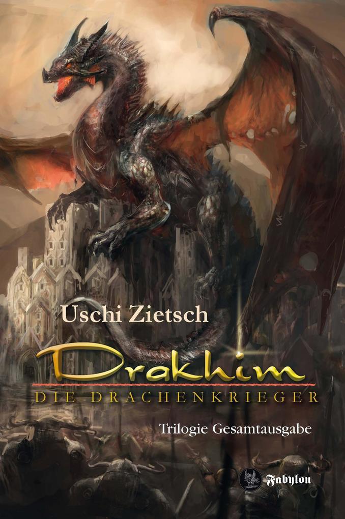 Drakhim - Die Drachenkrieger als Buch