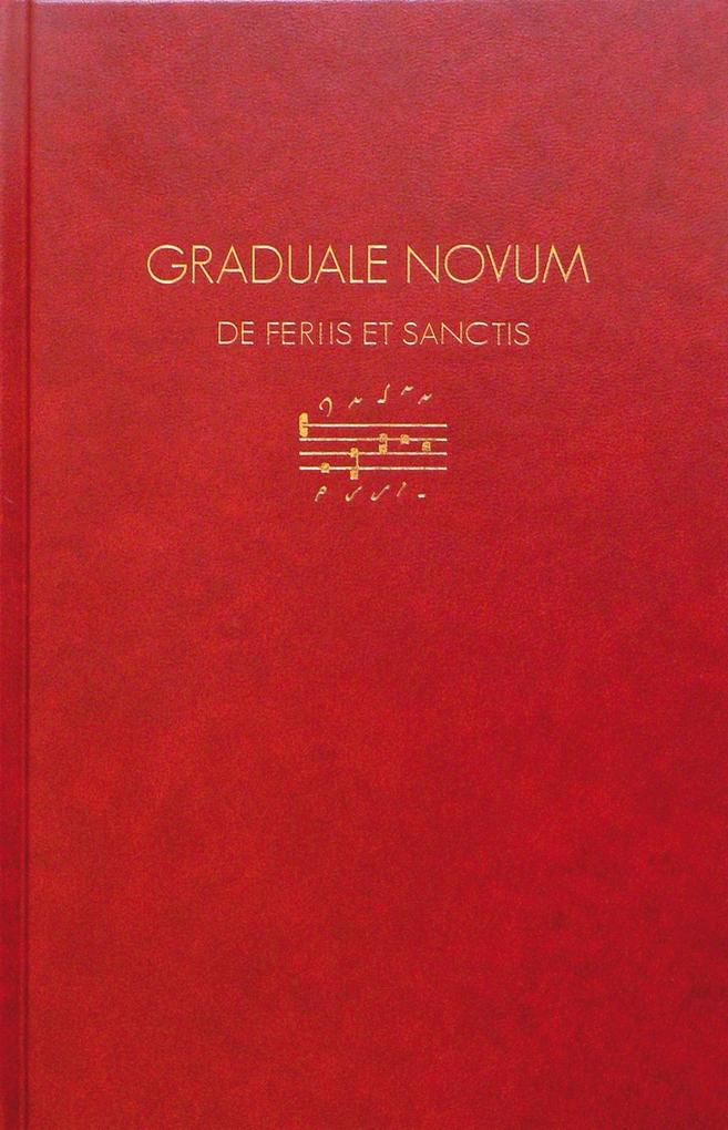 Graduale Novum – Editio magis critica iuxta SC 11