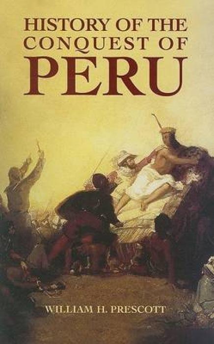 History of the Conquest of Peru als Taschenbuch