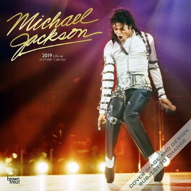 Michael Jackson 2019 - 18-Monatskalender als Kalender