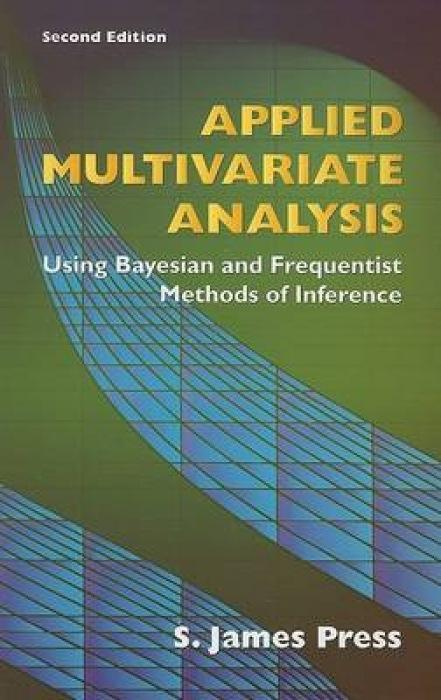 Applied Multivariate Analysis als Taschenbuch