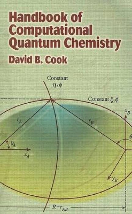 Handbook of Computational Quantum Chemistry als Taschenbuch