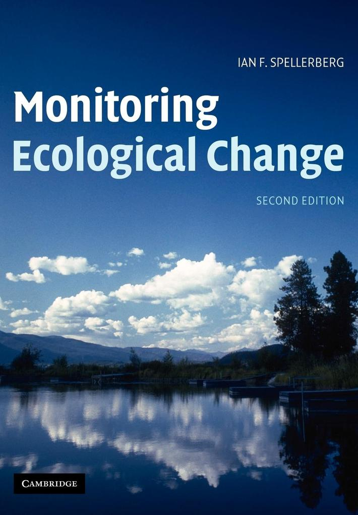 Monitoring Ecological Change als Buch (kartoniert)