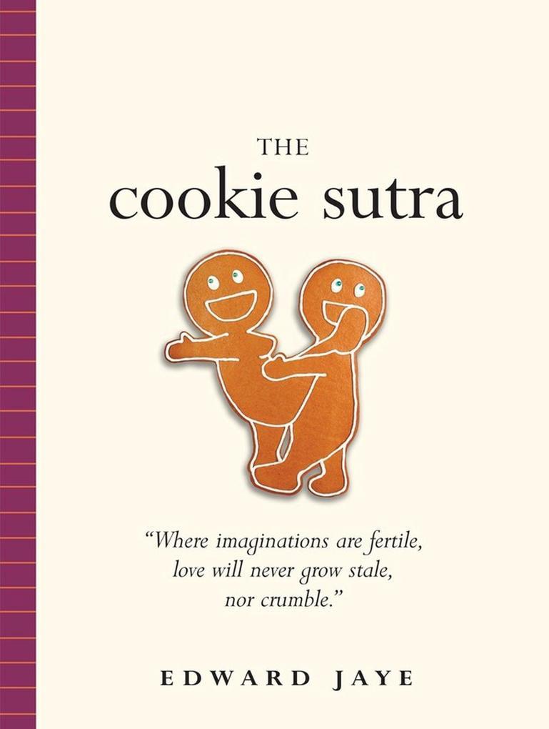 Cookie Sutra als Buch (kartoniert)