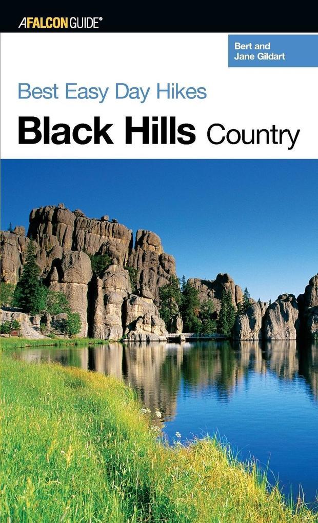 Best Easy Day Hikes Black Hills Country, First Edition als Taschenbuch