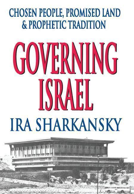 Governing Israel als Buch (gebunden)