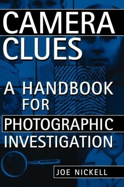Camera Clues als Taschenbuch