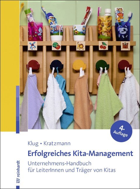 Erfolgreiches Kita-Management als Buch