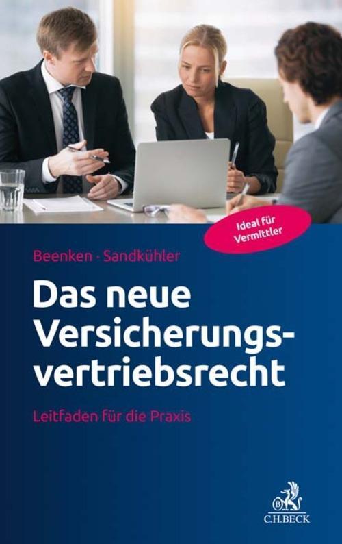 Das neue Versicherungsvertriebsrecht als eBook