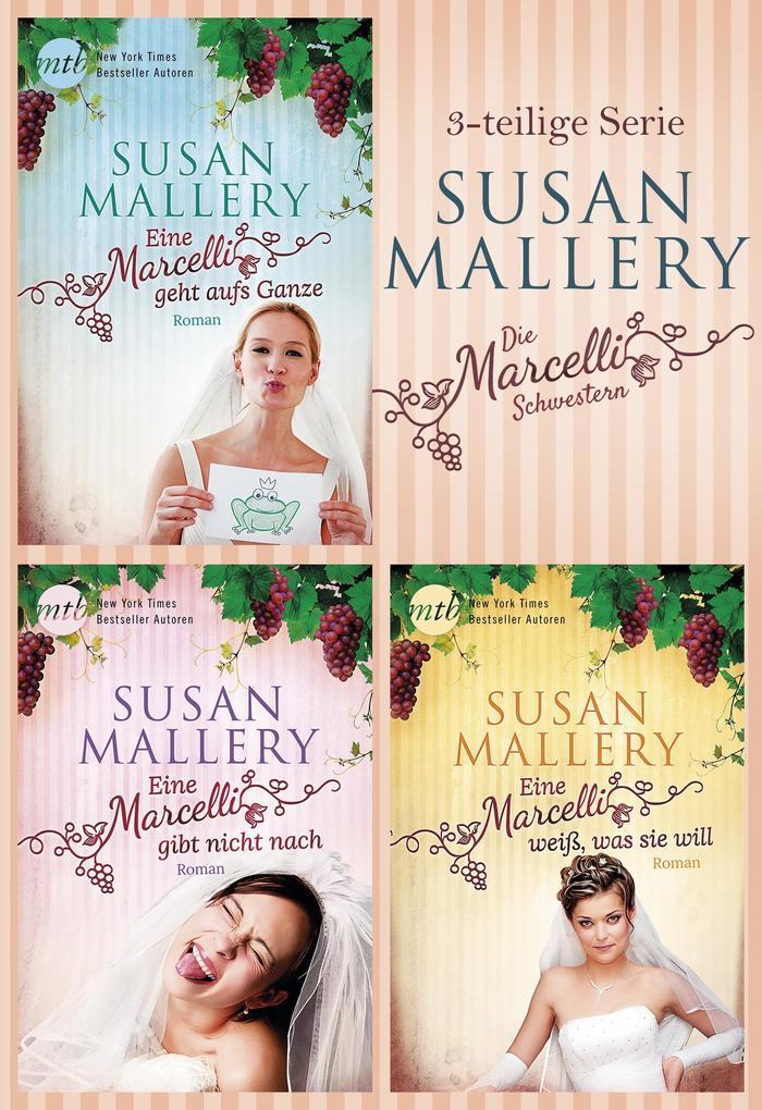 Die Marcelli-Schwestern als eBook