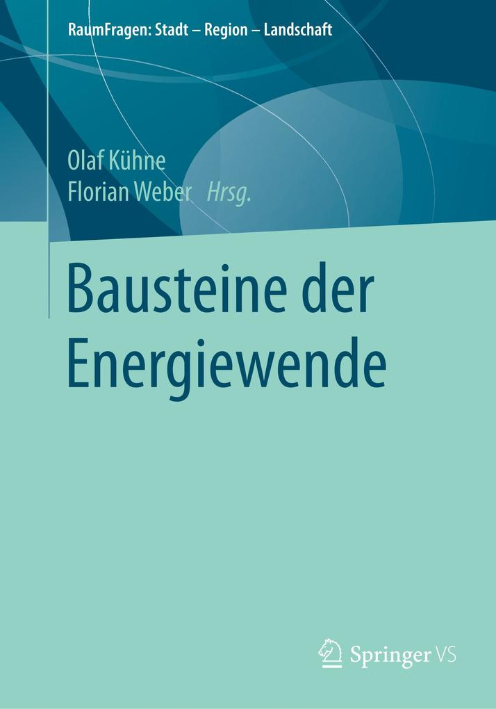 Bausteine der Energiewende als Buch von