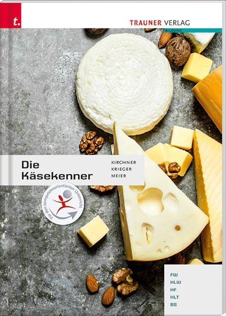 Die Käsekenner als Buch