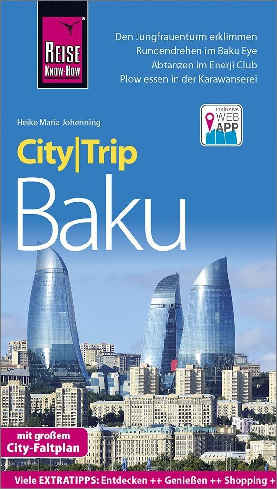 Reise Know-How CityTrip Baku als Buch