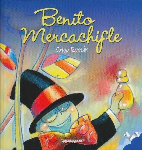 Benito Mercachifle als Buch (gebunden)