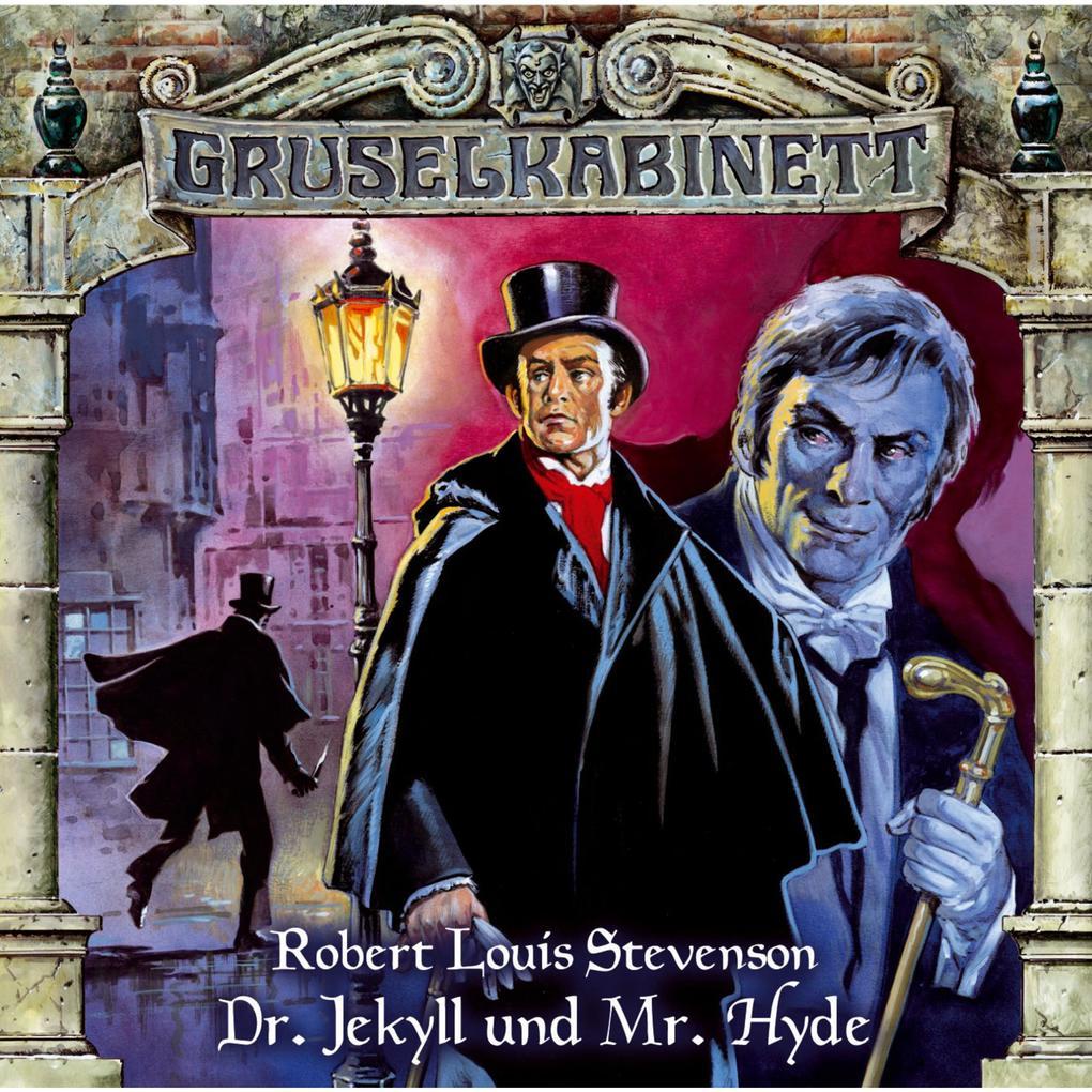 Gruselkabinett, Folge 10: Dr. Jekyll und Mr. Hyde als Hörbuch Download