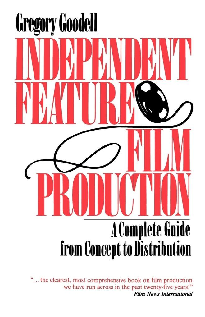 Independent Feature Film Production als Buch (kartoniert)