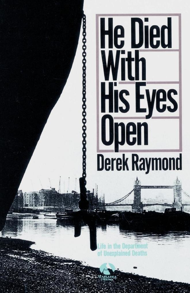 He Died with His Eyes Open als Buch (kartoniert)