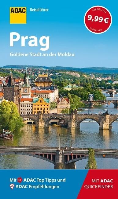 ADAC Reiseführer Prag als Buch