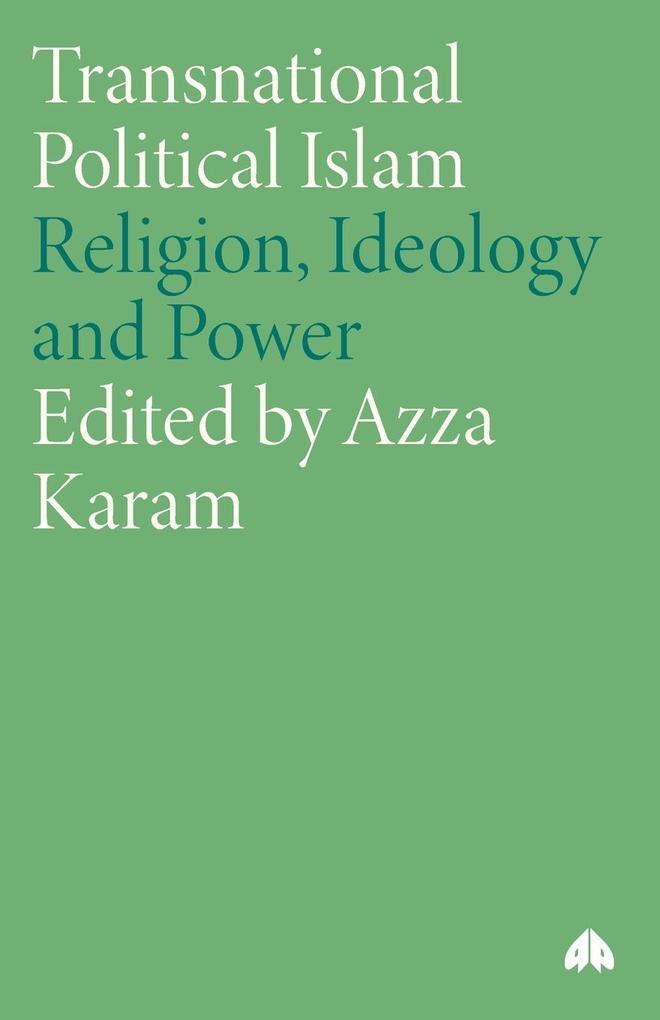 Transnational Political Islam als Buch (kartoniert)