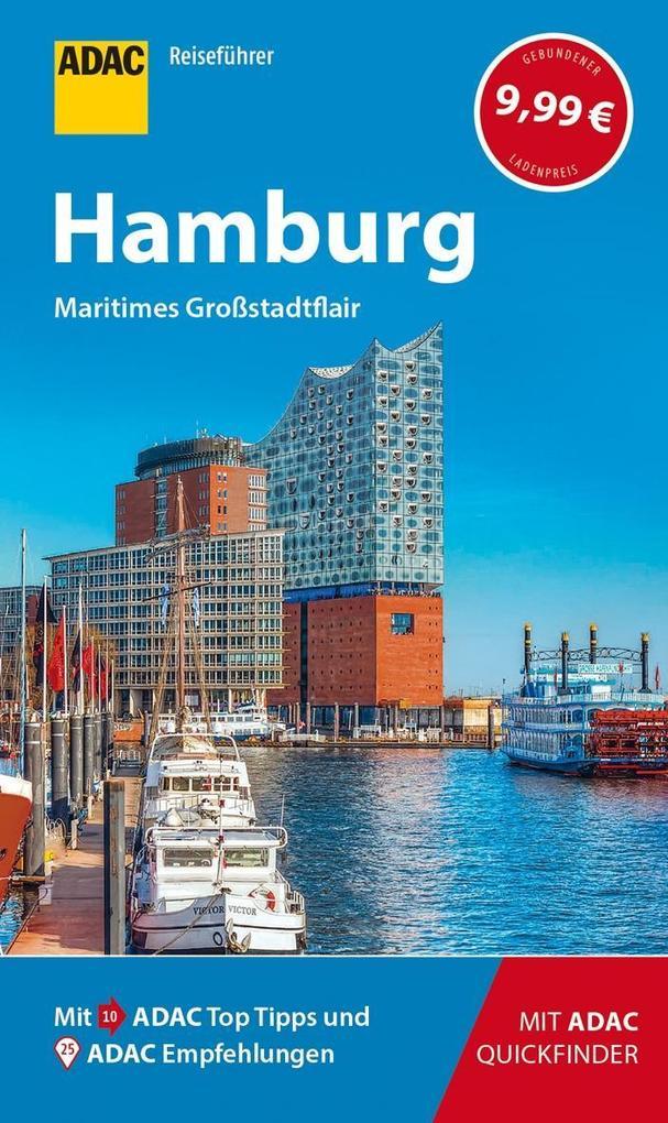 ADAC Reiseführer Hamburg als Buch