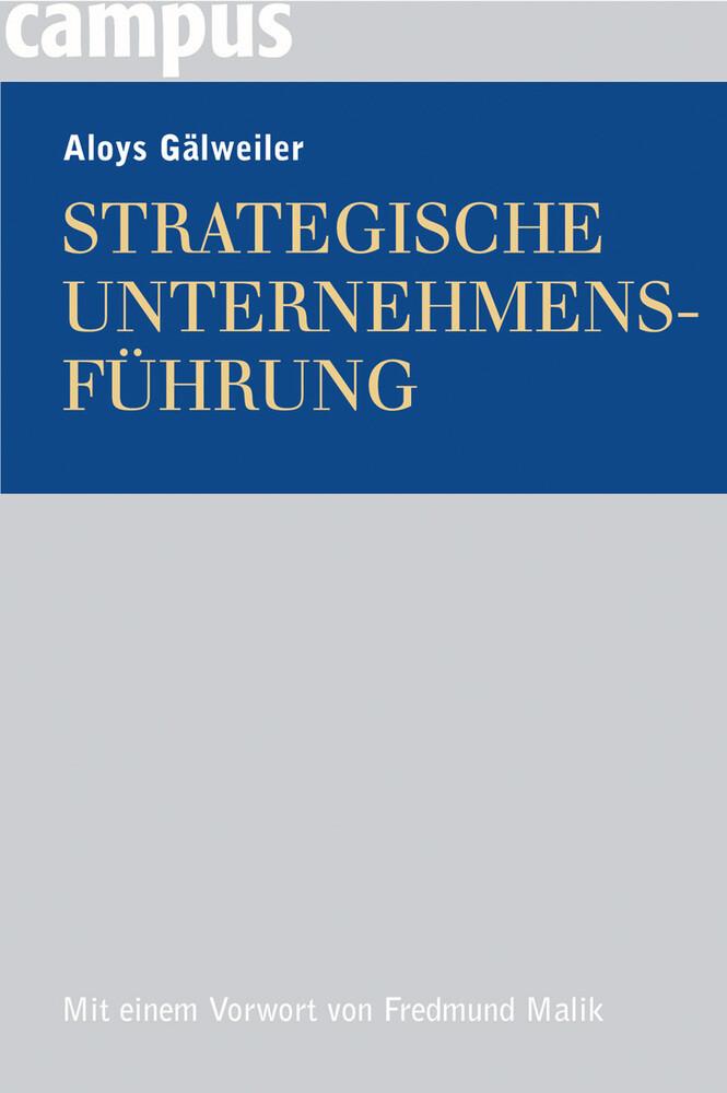 Strategische Unternehmensführung als Buch (gebunden)