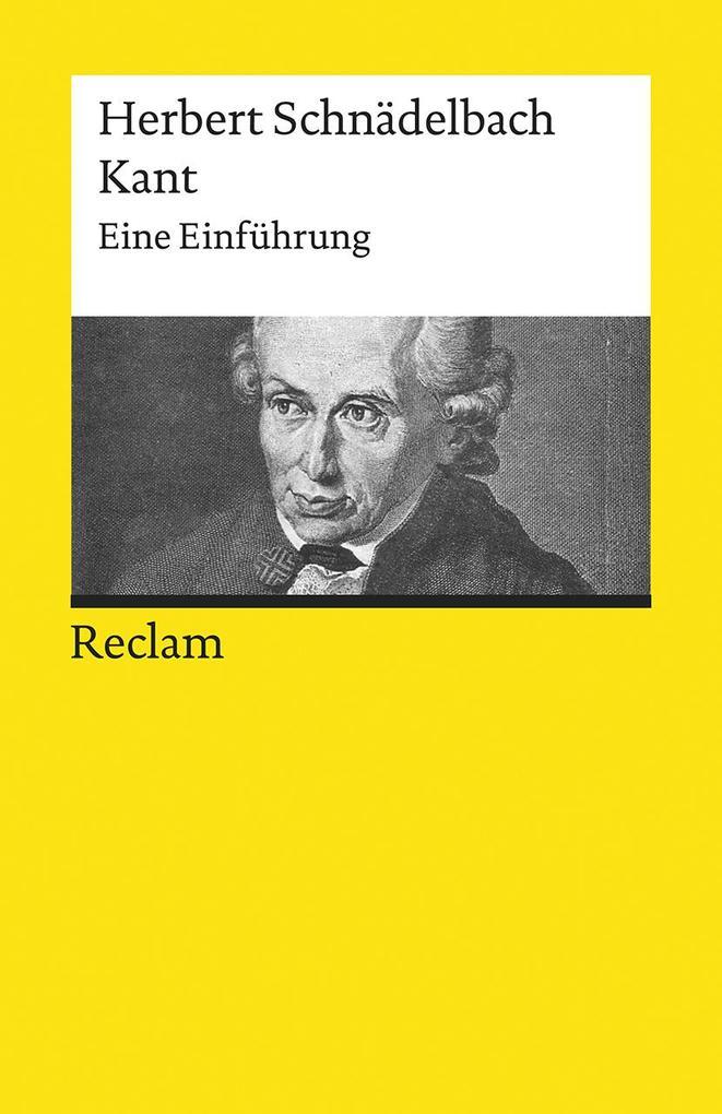 Kant als Taschenbuch