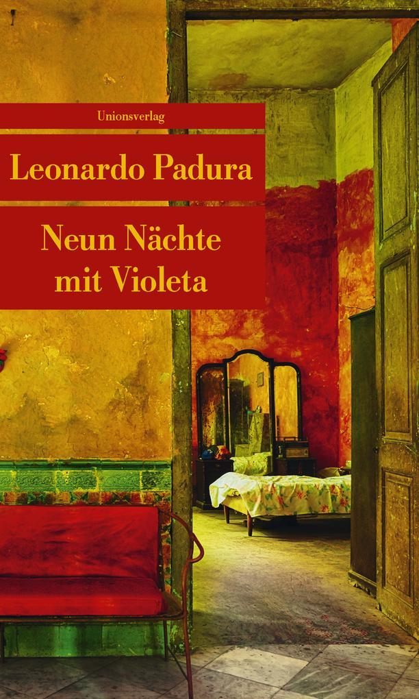 Neun Nächte mit Violeta als Taschenbuch