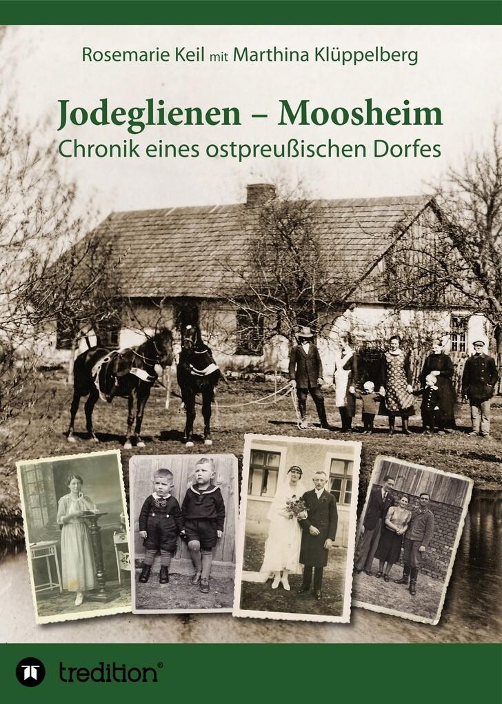 Jodeglienen - Moosheim als eBook epub