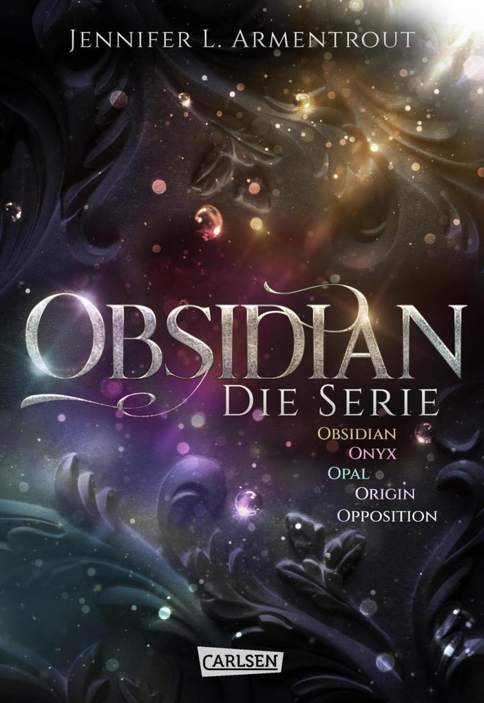 Obsidian: Alle fünf Bände der Bestseller-Serie in einer E-Box! als eBook