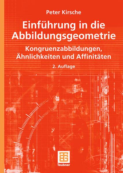 Einführung in die Abbildungsgeometrie als Buch (kartoniert)