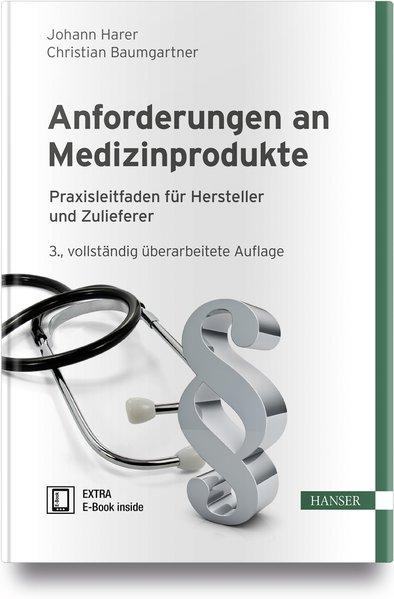 Anforderungen an Medizinprodukte als Buch