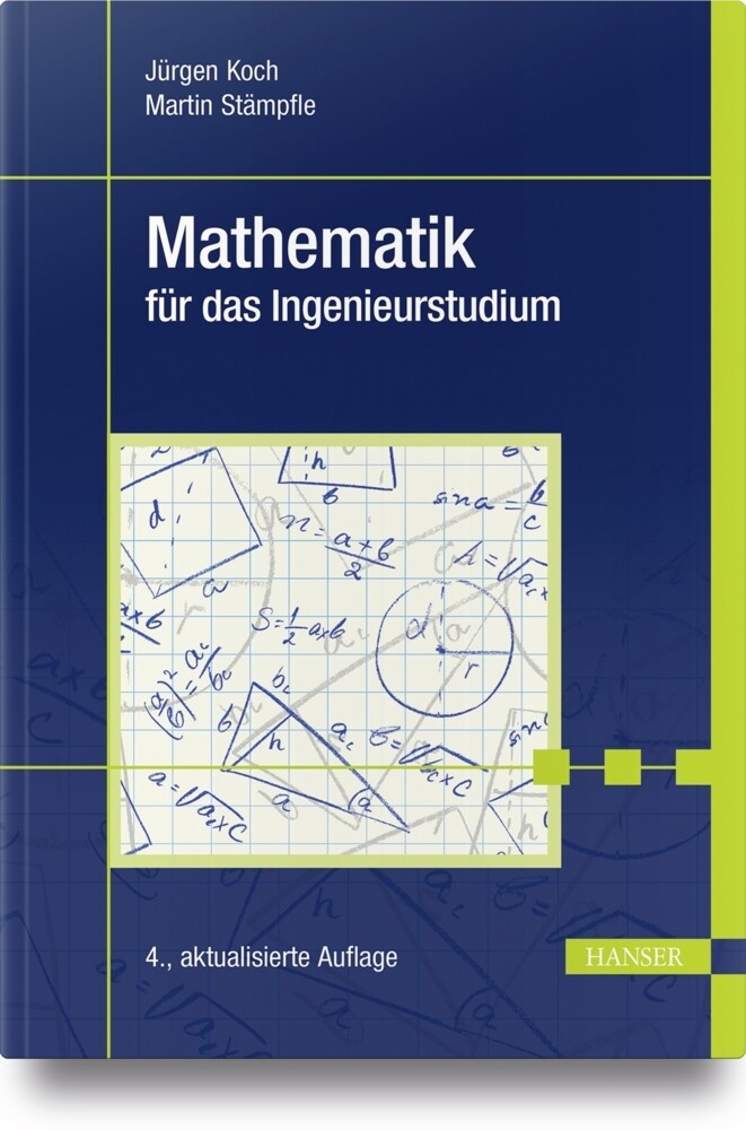 Mathematik für das Ingenieurstudium als Buch