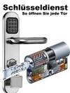 Schlüsseldienst - So öffnen Sie jede Tür