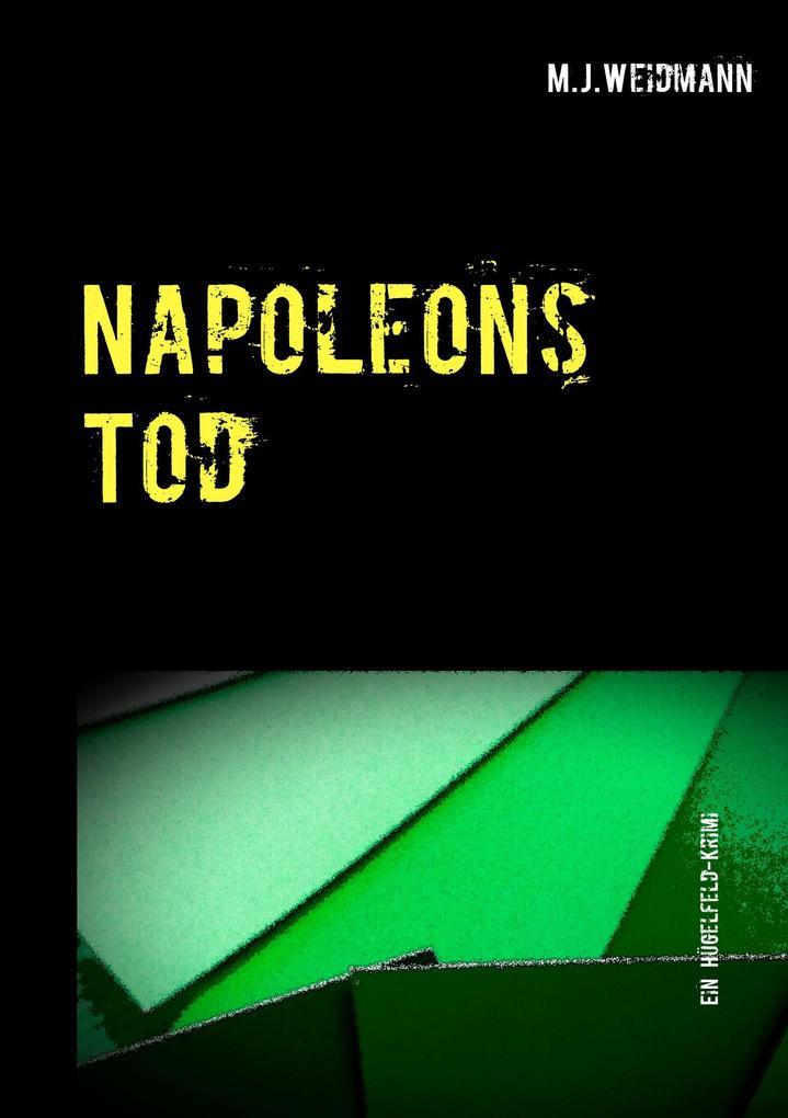 Napoleons Tod als Buch